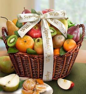 Grieving Gift Basket