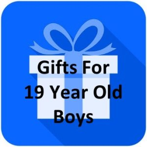 Gifts for 19 Year Old Male College Student